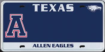 Allen ISD - Discontinued