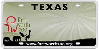 Fort Worth Zoo - Discontinued