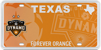 Houston Dynamo - Discontinued