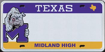 Midland High School - Discontinued