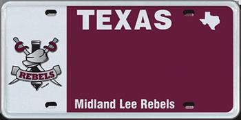 Lee High School Midland - Discontinued