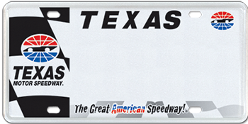 Texas Motor Speedway - Discontinued