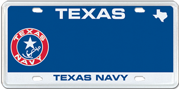 Texas Navy Admiral - Discontinued