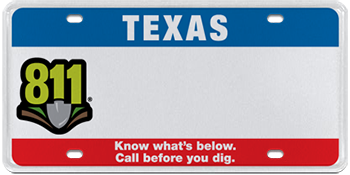 Texas 811 - Discontinued