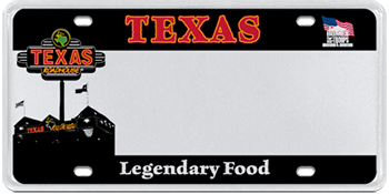 Texas Roadhouse - Discontinued