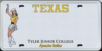Tyler Junior College Apache Belles - Discontinued