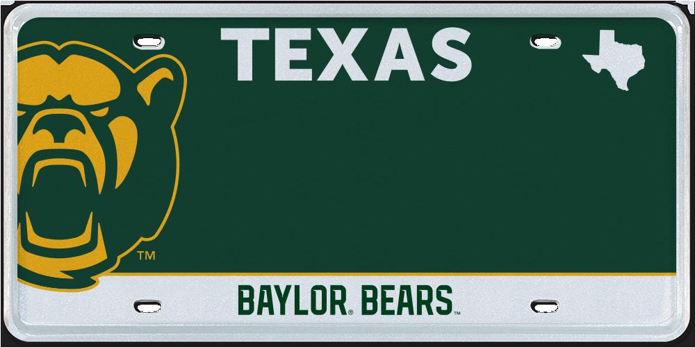 Baylor Bears (Pre-order)