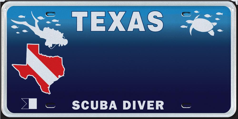 Texas Diver (Pre-order)