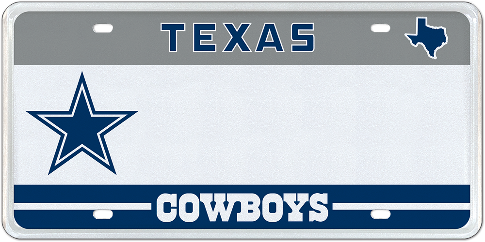 Dallas Cowboys - Silver