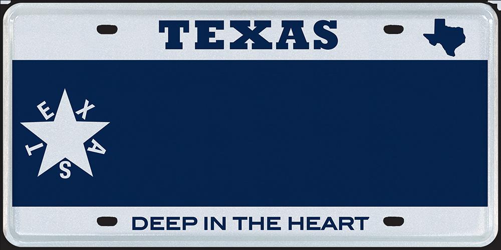Deep in the Heart Flag
