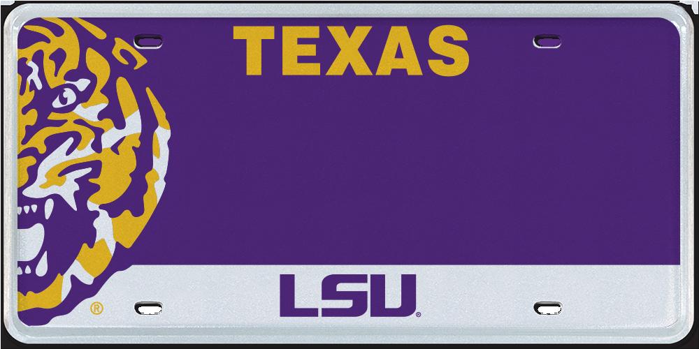 Louisiana State University - Purple (Pre-order)