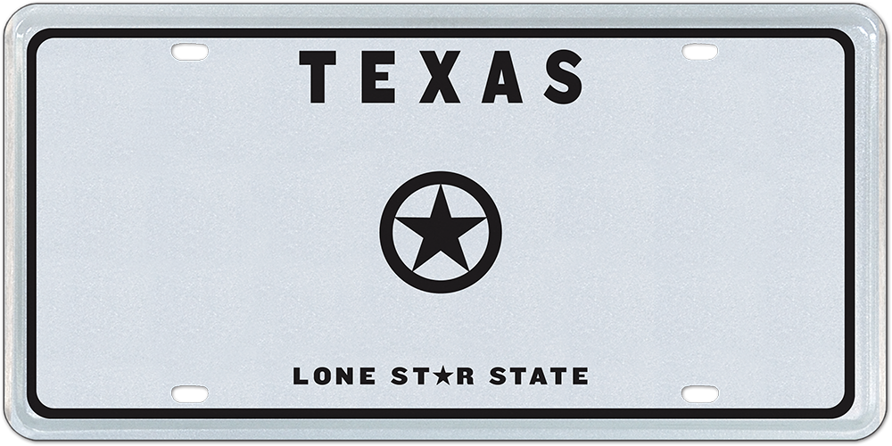 Lone Star Badge