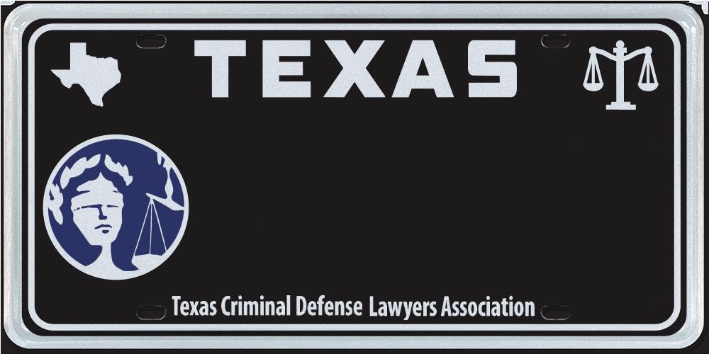 Texas Criminal Defence Lawyers Association (Pre-order)