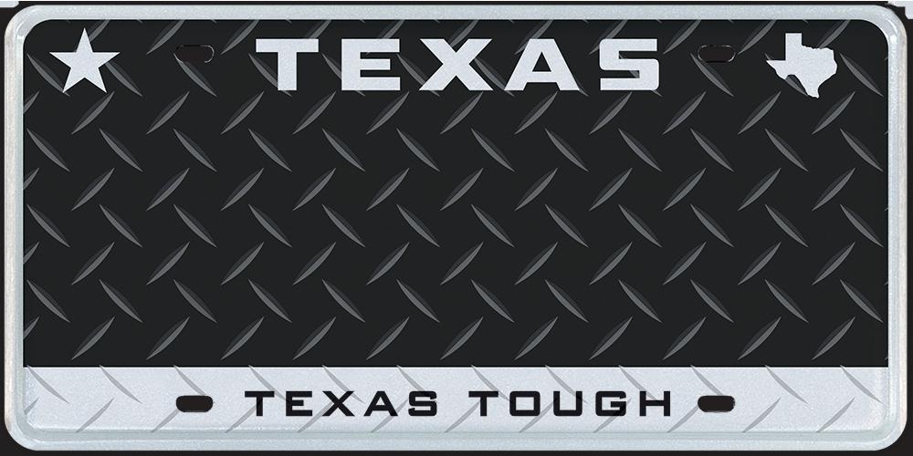 Texas Tough Black