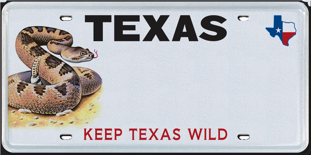 Texas Parks and Wildlife -Rattlesnake