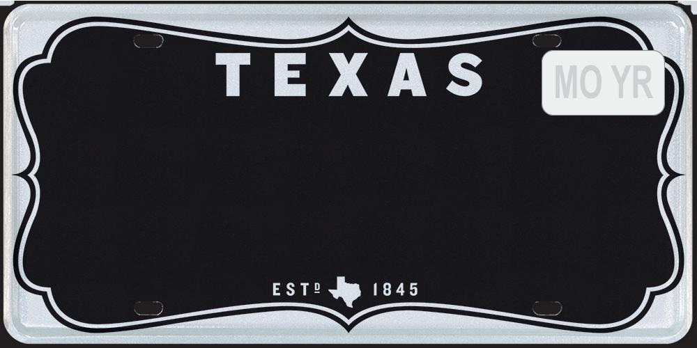 Texas Vintage Black