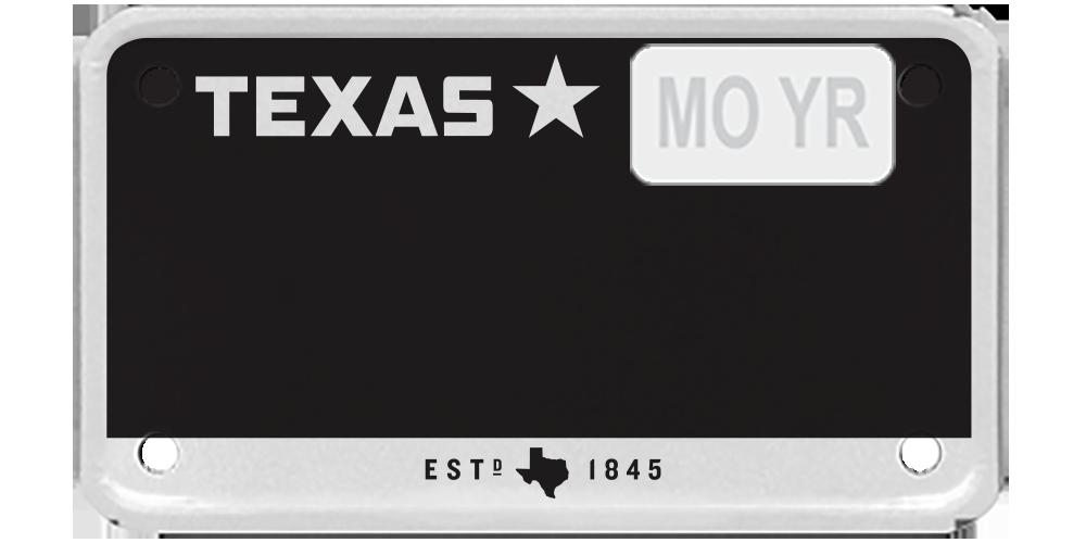 Texas Black 1845