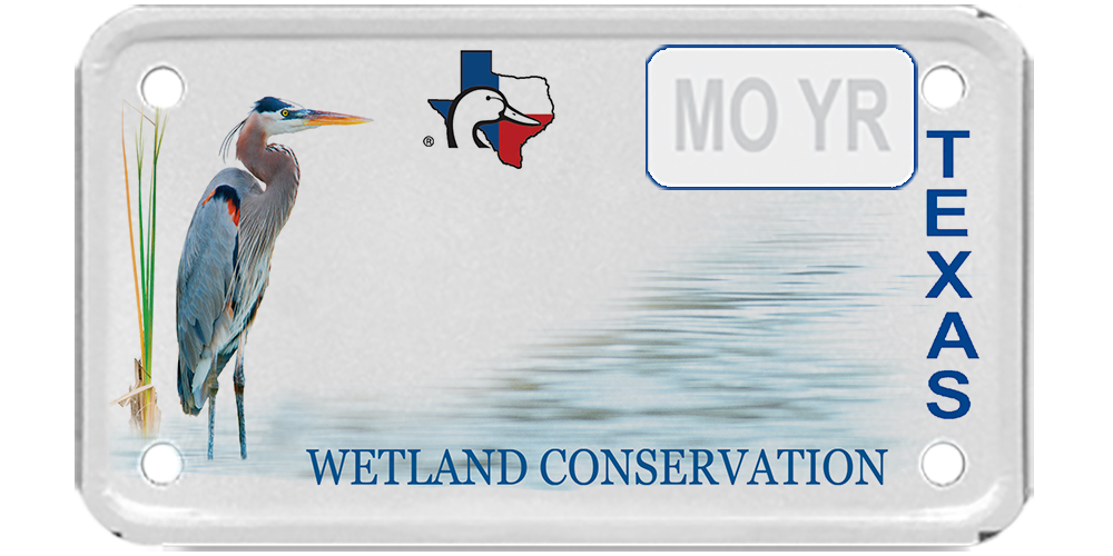 Ducks Unlimited - Blue Heron