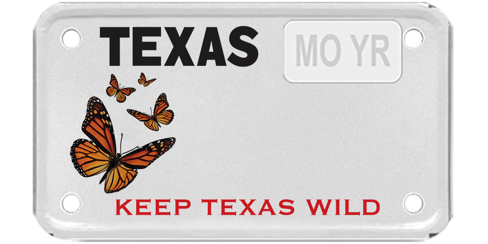 Texas Parks and Wildlife - Monarch Butterfly