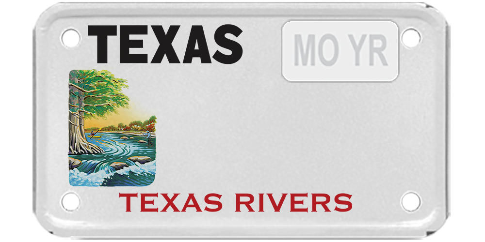 Texas Parks and Wildlife - Texas Rivers