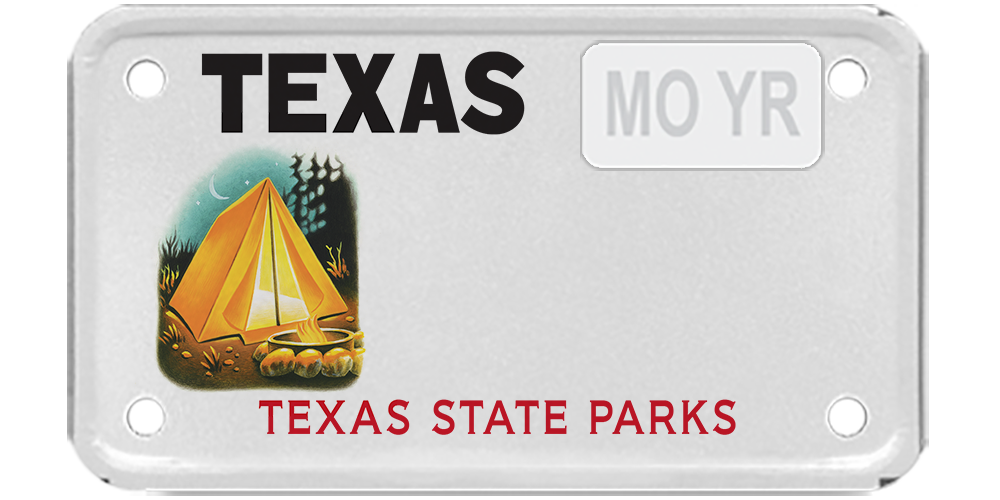 Texas Parks and Wildlife -Camping