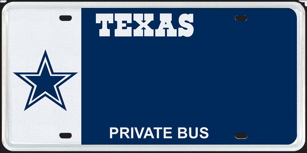 Dallas Cowboys - Blue