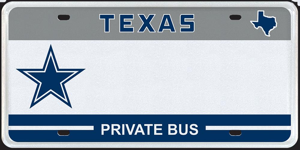Dallas Cowboys - Silver