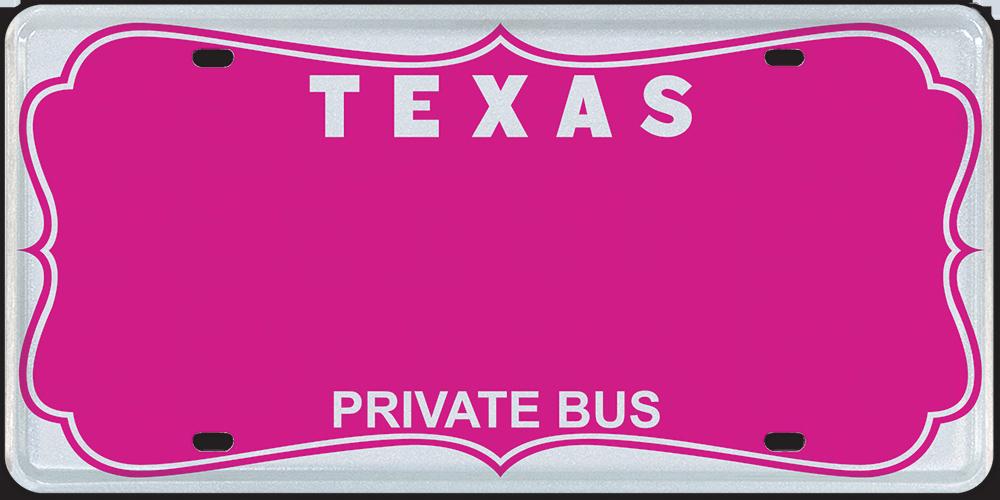Texas Vintage Pink