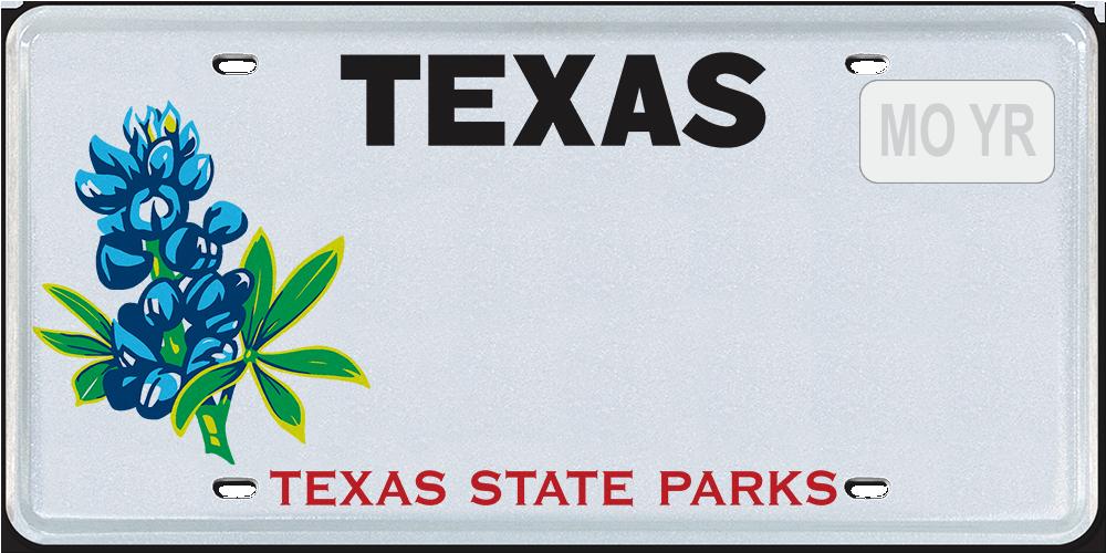 Texas Parks and Wildlife - Bluebonnet